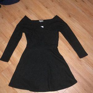 Brand New Black Charlotte Russe dress